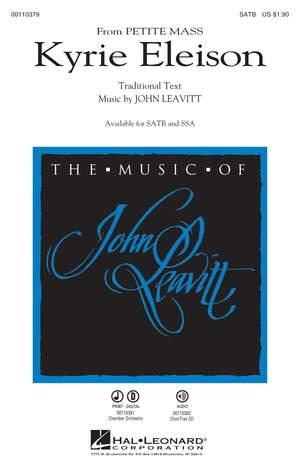 John Leavitt: Kyrie Eleison
