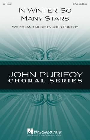 John Purifoy: In Winter, So Many Stars