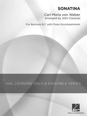 Carl Maria von Weber: Sonatina