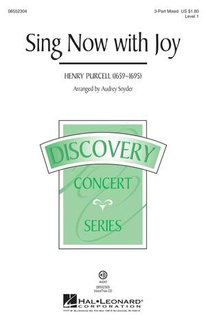 Henry Purcell: Sing Now with Joy