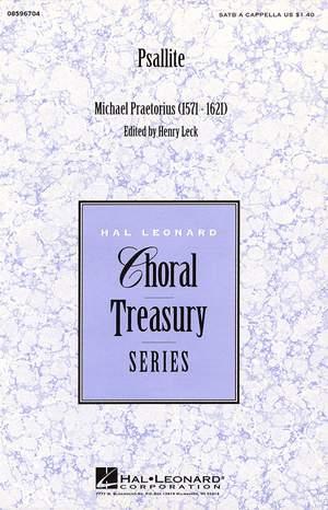 Michael Praetorius: Psallite