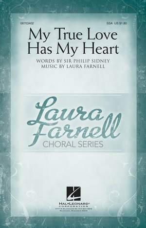 Laura Farnell: My True Love has my Heart
