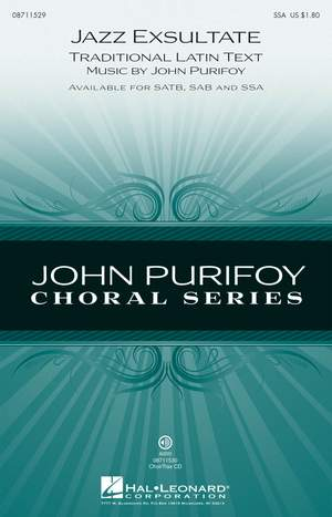 John Purifoy: Jazz Exsultate