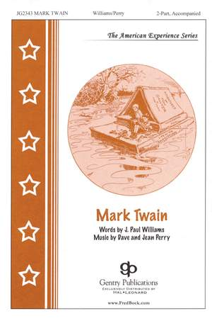 Dave Perry_Jean Perry: Mark Twain