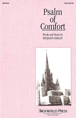 Benjamin Harlan: Psalm of Comfort