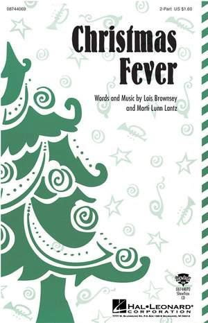 Lois Brownsey_Marti Lunn Lantz: Christmas Fever