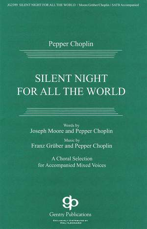 Pepper Choplin: Silent Night For All The World