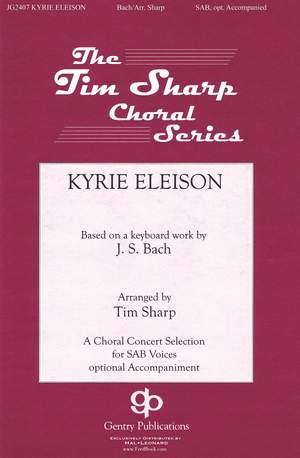 Johann Sebastian Bach: Kyrie Eleison Product Image