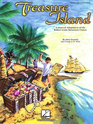 George L.O. Strid_Mary Donnelly: Treasure Island (teacher ed)