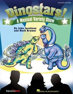 John Jacobson_Mark Brymer: Dinostars! (Teacher's Edition)
