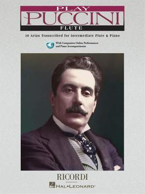 Play Puccini - Flute