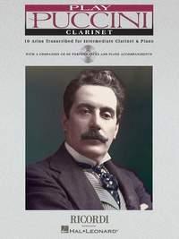 Giacomo Puccini: Play Puccini - Clarinet