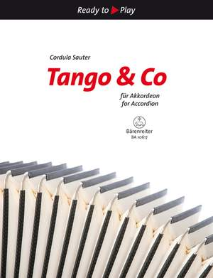 Tango & Co for Accordion