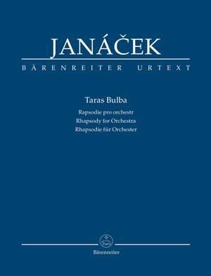 Janácek, Leos: Taras Bulba
