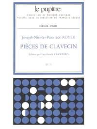 P. Royer: Pieces De Clavecin