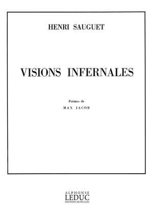Henri Sauguet: Visions Infernales