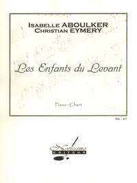 Isabelle Aboulker: Enfants Du Levant