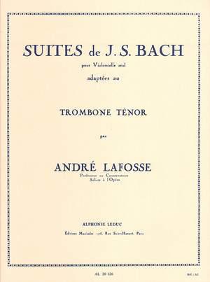Johann Sebastian Bach: Suites For Cello