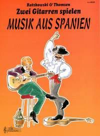 Torsten Ratzkowski_J. Thomson: Zwei Gitarren spielen Musik aus