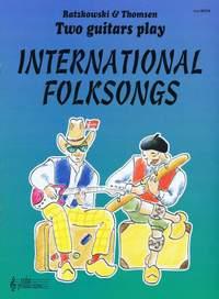 Torsten Ratzkowski_J. Thomson: Two Guitars Play International