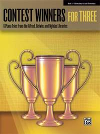 Contest Winners for Three, Book 1