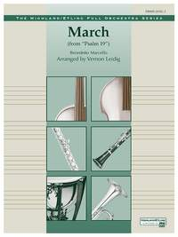 """Benedetto Marcello: March from """"Psalm 19"""""""
