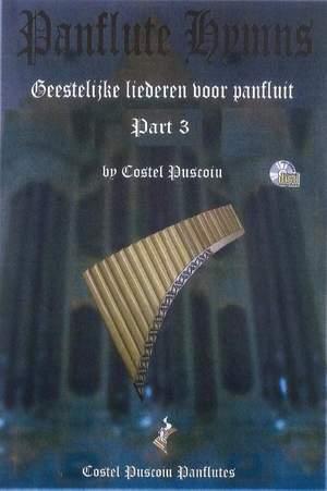Costel Puscoiu: Panflute Hymns 3