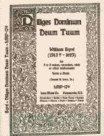 William Byrd: Diliges Dominum Deum Tuum