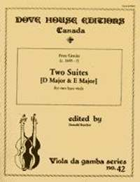 Peter Grecke: Two Suites (D Major & E Major)