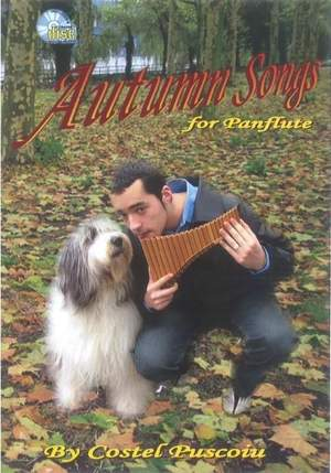 Costel Puscoiu: Autumn Songs For Panflute