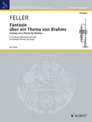 Feller, H: Fantasy on a Theme by Brahms