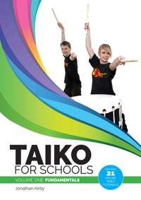 Taiko Drumming Book