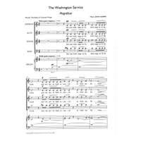 Harper: Magnificat and Nunc Dimittis (The Washington Service)