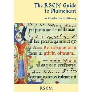 The RSCM Guide to Plainchant Product Image