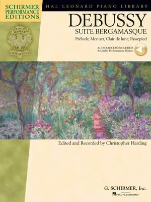 Claude Debussy: Debussy - Suite bergamasque