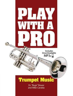 Mike Carubia: Play With A Pro: Trumpet Music