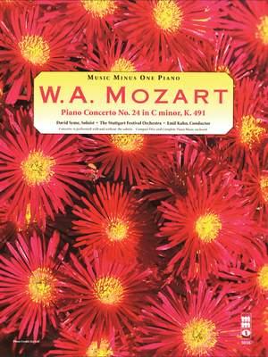 Wolfgang Amadeus Mozart: Mozart Concerto No. 24 in C Minor, KV491