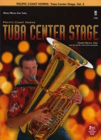 Pacific Coast Horns - Tuba Center Stage, Vol. 2