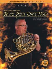 Pacific Coast Horns - Blow Your Own Horn, Vol. 2