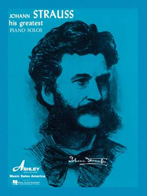 Johann Strauss - His Greatest Piano Solos Product Image