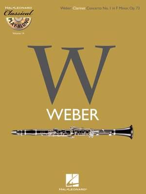 Carl Maria von Weber: Clarinet Concerto No. 1 in F Minor, Op. 73