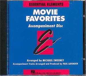 Essential Elements - Movie Favorites (CD)