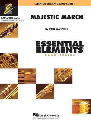 Paul Lavender: Majestic March