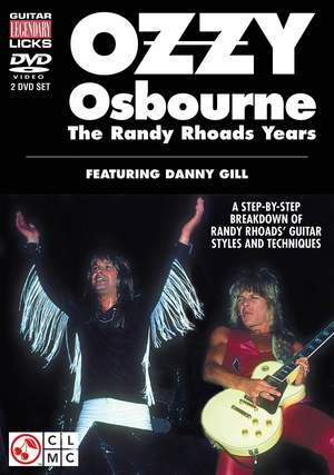 Ozzy Osbourne - The Randy Rhoads Years Product Image