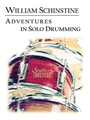 Adventures In Solo Drumming 20 Snare Drum Solos