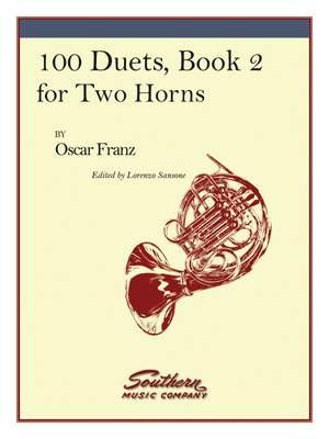 100 Duets, Bk. 2