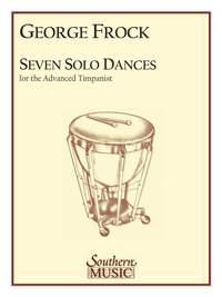 George Frock: Seven Solo Dances