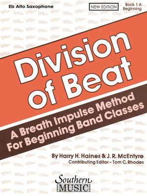 Harry Haines_J.R. McEntyre: Division Of Beat, Bk. 1A