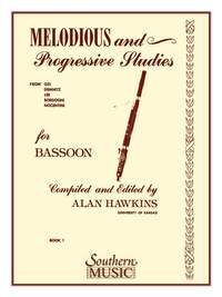 Alan Hawkins: Melodious And Progressive Studies, Bk 1 (Maps1)