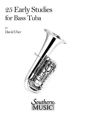 David Uber: Twenty- Five ( 25) Early Studies